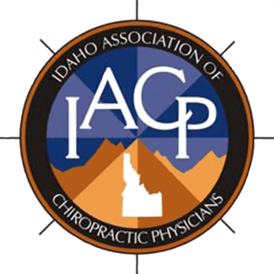 IACP Logo - Idahe Association of Chiropractic Practitioners